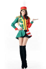 Halloween Circus Costumes Red Honor Guard Halloween Costume Halloween Costumes Cheap
