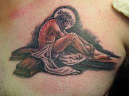 the 25 best jesus on cross tattoo ideas on pinterest white ink