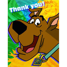 scooby doo party supplies cracking the case of the perfect scooby scooby doo mod mystery thank you notes party accessory