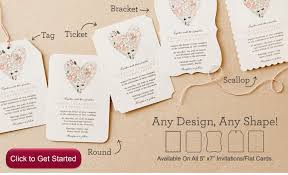 how to design your own wedding invitations create your own wedding invitations badbrya