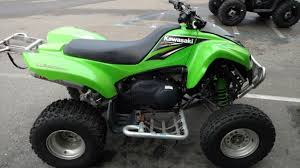 kawasaki kfx 700 v force motorcycles for sale