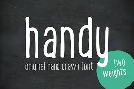 designer handy check out handy the font by vítek prchal on creative