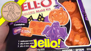 jello jigglers halloween mold kit bat skull ghost pumpkin 2012