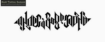 ambigram tattoo designs for women arm design top tattoos ideas