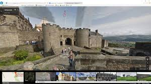 Stirling Scotland Map Video Dominion Quick Tour Of Outside Grounds At Stirling Castle