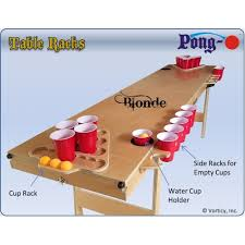 build a beer pong table folding beer pong table