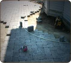 How To Cut Patio Pavers How To Install A Brick Paver Patio