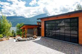 garage glass doors modern garage doors in an astonishing protection amaza design