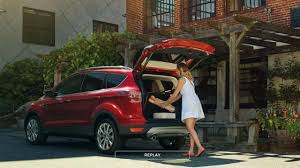 Ford Escape Fuel Economy - 2018 ford escape suv versatility and function for everyone