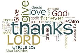 thanksgiving words michael s anglican church