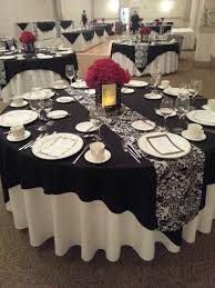 Black And White Centerpieces For Weddings by Best 20 Red And White Weddings Ideas On Pinterest Red And White