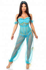 Princess Jasmine Halloween Costume Women Disney Costumes Princess Jasmine Costume Cheap Storybook
