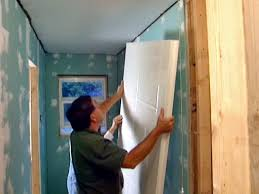 Install Shower Door by How To Install A Corner Shower How Tos Diy