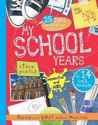 school memories album my school years best memories album by parragon hardback 2011