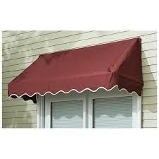 Cool Awnings Castlecreek 6 U0027 Window And Door Awning 581817 Awnings U0026 Shades