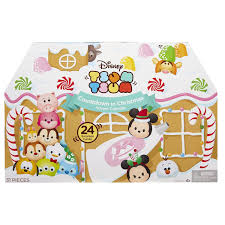 disney tsum tsum countdown christmas advent calendar 31 pc 2016