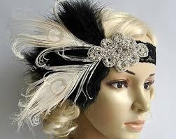 feather headband feather headband etsy