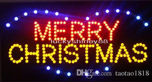 2018 led merry sign board 19x10 led neon sign lighted