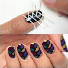 65 best images about nails on pinterest tape nail art halloween