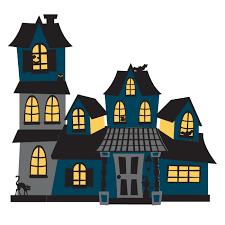 haunted house digital set halloween holidays u0026 seasons