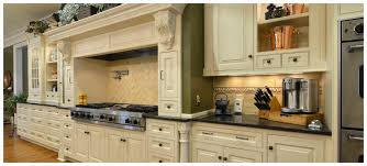 interior awesome luxury kitchen idea green and cream design