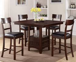 decorating dining room tables bar stunning decoration round counter height dining table