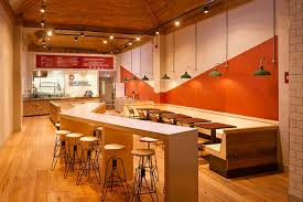fast casual restaurant interiors google search lulu fresh