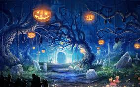 happy halloween artwork halloween desktop wallpapers and artwork page 2