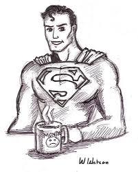 cartoon drawing images superman u0027s monday hd wallpaper