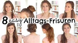 Frisuren Zum Selber Machen Schulterlang by Top 14 Schnelle Frisuren Zum Selber Machen Schön Mode Frisuren