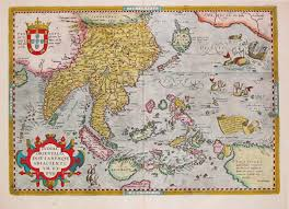 South East Asia Map Antiquemaps Fair Map View Rare Old Antique Map Of South East