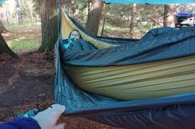 hammock camping kammok koala underquilt review