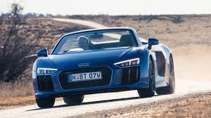 audi supercar convertible audi r8 spyder 2017 carsguide