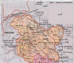 Karakoram Range Map The History Of Sino Indian Relations And The Border Dispute