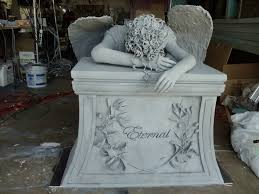 prop showcase eternal tombstone