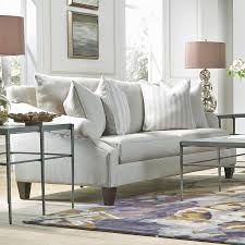 metro collection mclean transitional french sofa with sloping