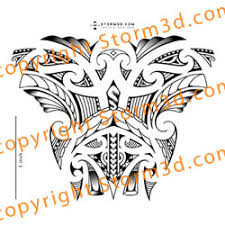 custom designs in maori polynesian and style
