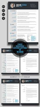 free modern resume template docx to jpg 20 free cv resume templates 2017 freebies graphic design