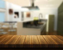 wood in wood in a kitchen photo free