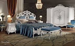 Italian Double Bed Designs Wood Double Bed Classic With Upholstered Headboard Solid Wood