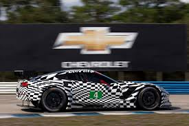 corvette test picture of two corvette c7 rs driving on the track gm authority