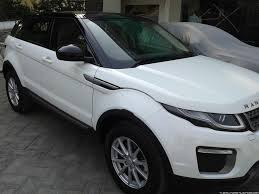vauxhall india land rover launches range rover evoque facelift in india
