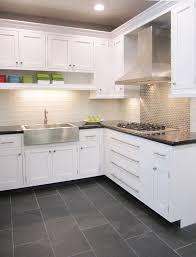 142 best slate floor tile kitchen images on pinterest black