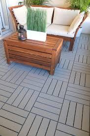 runnen floor decking outdoor gray outdoor spaces balconies