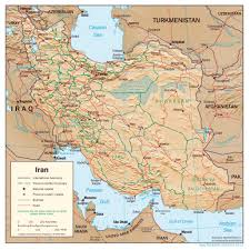 Map Of Abu Dhabi Maps Of Iran Detailed Map Of Iran In English Tourist Map Of