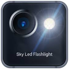 flashlight apk sky led flashlight pro apk