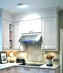 kitchen soffit ideas kitchen bulkhead ideas kitchen cabinet soffit ideas bothrametals com