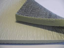 frothed foam carpet pad