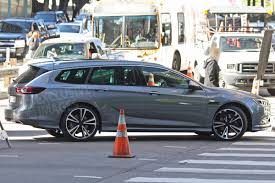 vauxhall insignia grand sport vauxhall insignia grand sports tourer spy shots pictures