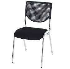 siege visiteur chaise de conférence lot de 2 chaise visiteur t401 président de